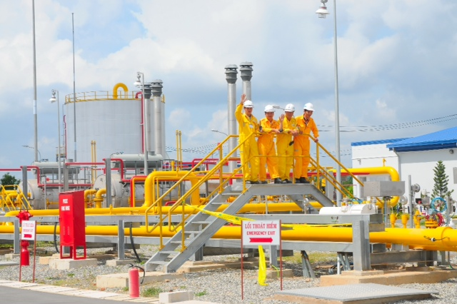 Công ty Vận chuyển khí Đông Nam Bộ tuyển dụng Kỹ sư vận hành chuyên ngành: Lọc - Hóa dầu