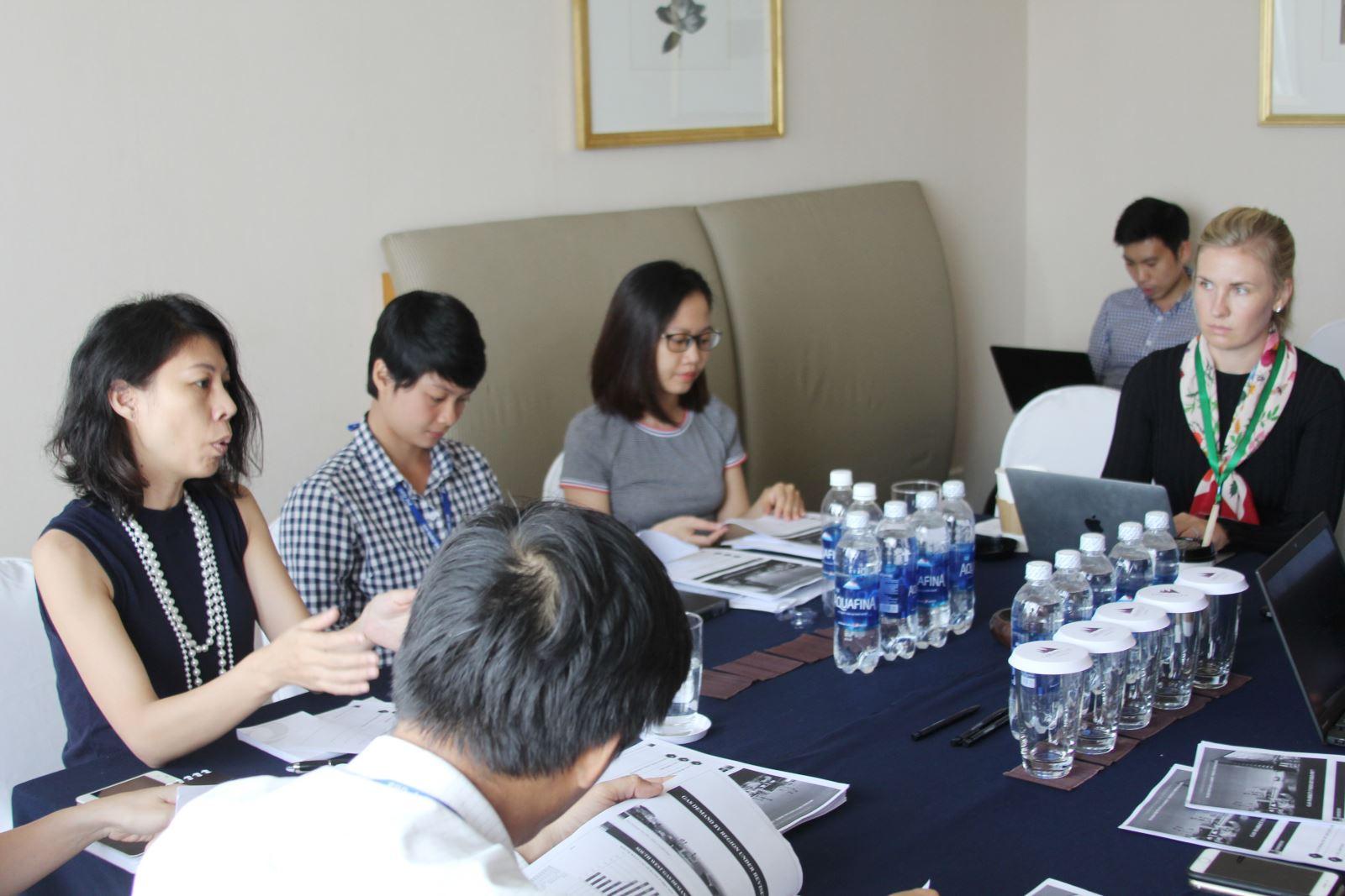 PV GAS tham dự Hội thảo Vietnam Conference 2017