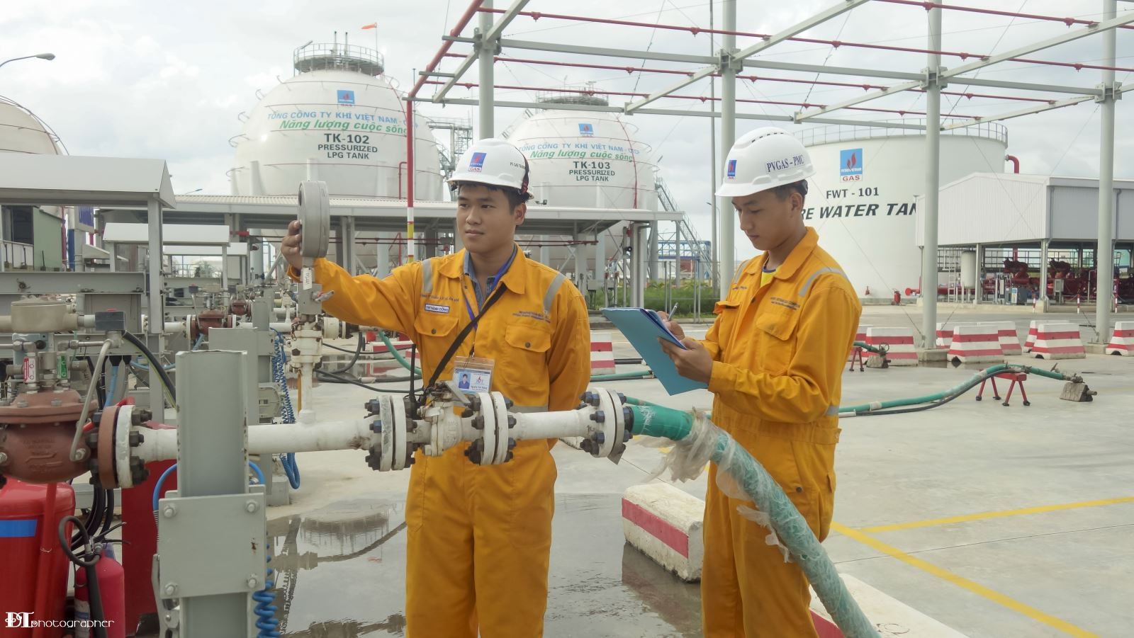 PV GAS nhà cung cấp năng lượng sạch cho đất nước