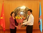 Ms. Nguyen Thi Kim Ngan – Politburo member, Vice Chairwoman of National Assembly visits PetroVietnam Gas Joint Stock Corporation