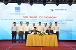 "PV GAS signed contracts belonging to the revised ""Nam Con Son 2 Gas Pipeline"" Project, ""Sao Vang – Dai Nguyet Gas Pipeline"" Project"
