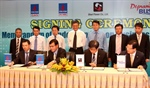 PV GAS, PV PIPE, Steel Flower Co., Ltd. and Busan City held the signing ceremony of the Memorandum of Understanding (MOU)