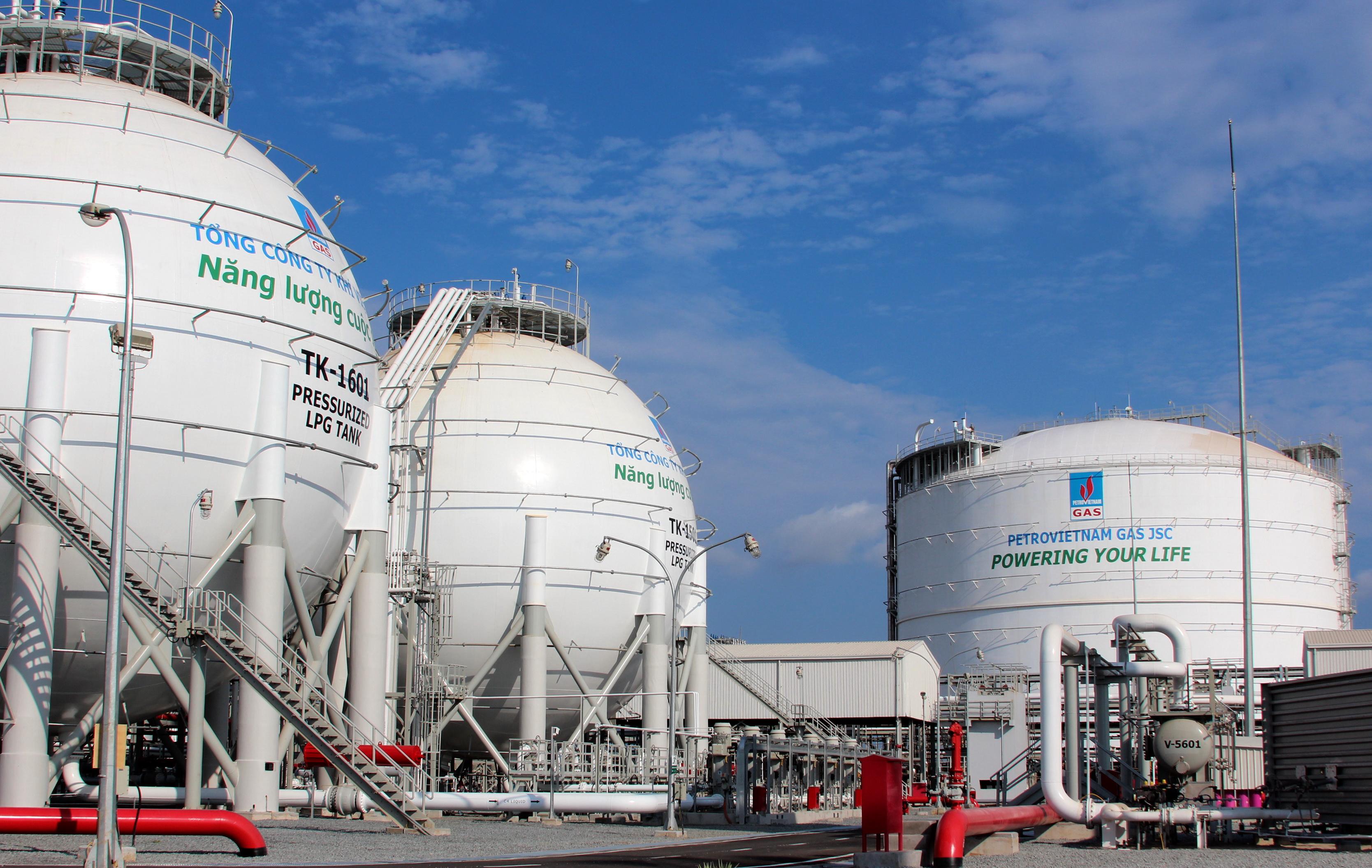 PV Gas tăng trưởng mạnh lợi nhuận quý II nhờ