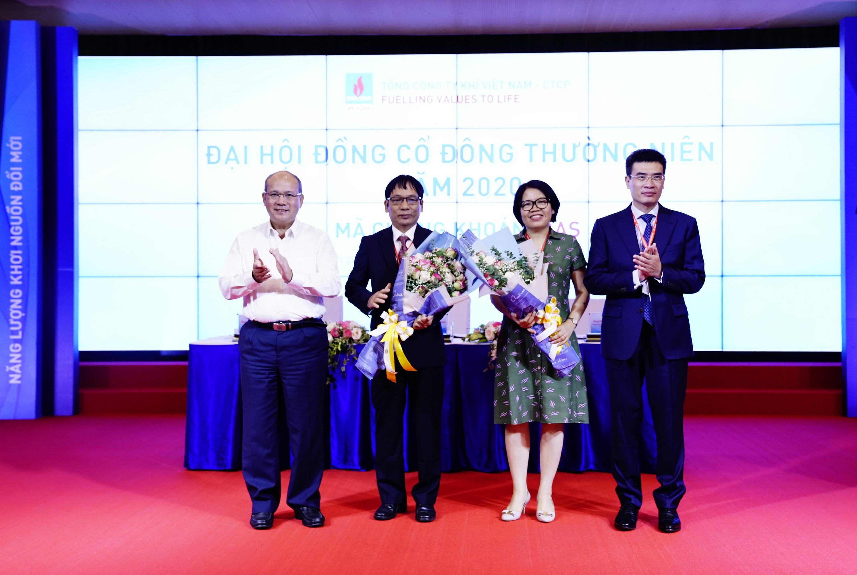 Chúc mừng các thành viên Ban Kiểm soát  PV GAS
