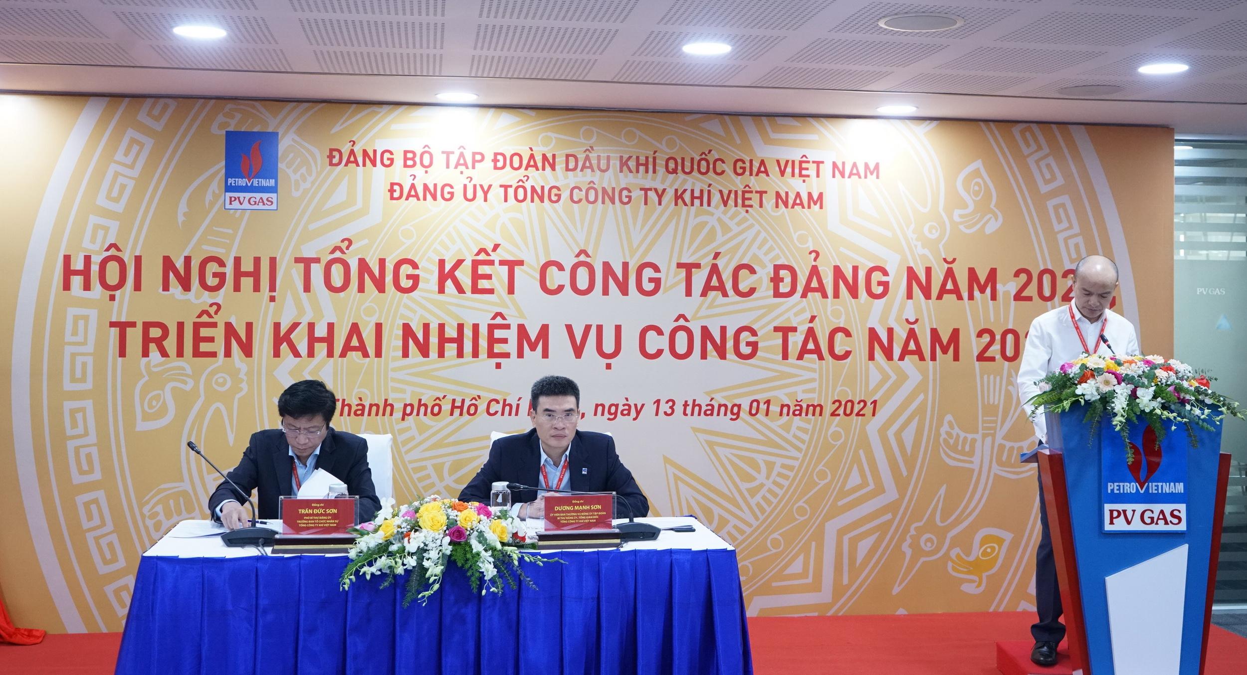 Hội nghị tổng kết diễn ra trong những ngày đầu năm mới 2021