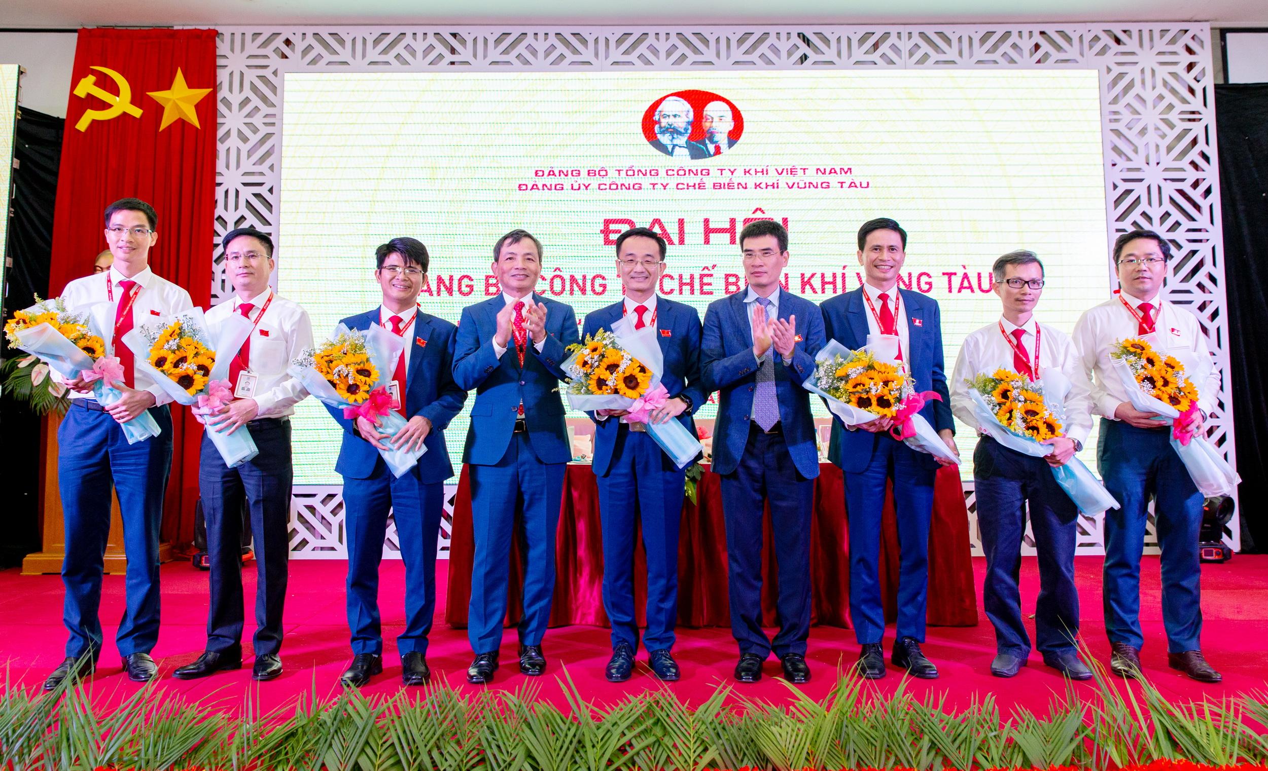Đại hội Đảng bộ Công ty Chế biến Khí Vũng Tàu là Đại hội mẫu của Đảng bộ PV GAS