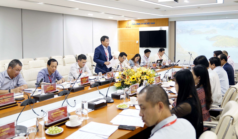 Ban Lãnh đạo PV GAS quyết liệt triển khai các giải pháp nhằm hoàn thành vượt mức kế hoạch SXKD