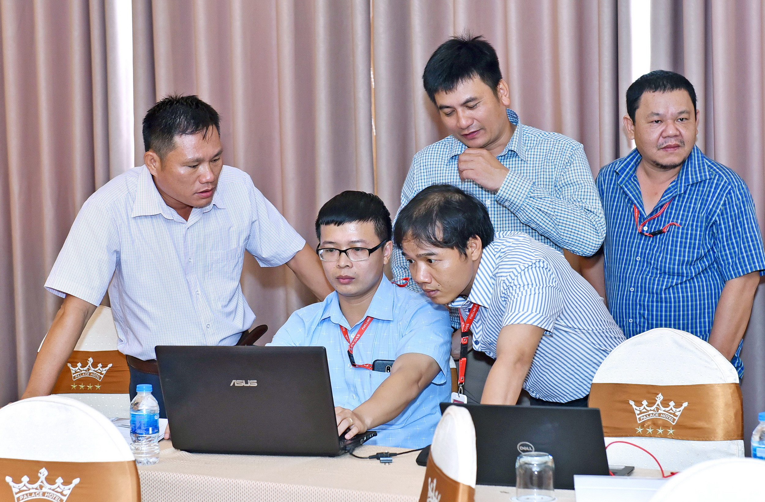 KĐN thường xuyên khuyến khích phong trào sáng kiến sáng tạo trong CBCNV