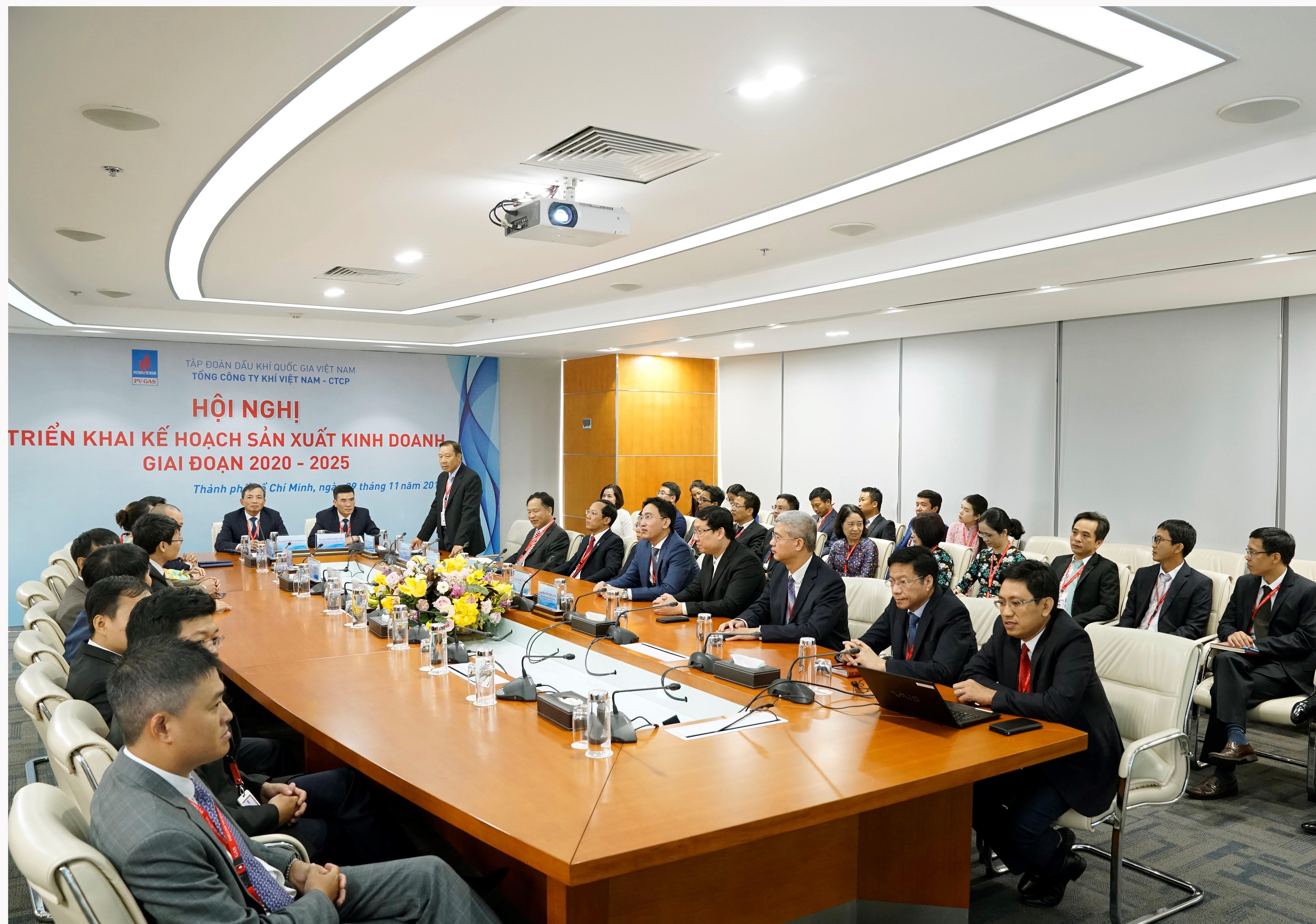 Đảng bộ PV GAS chuẩn bị kỹ lưỡng cho Đại hội đại biểu Đảng bộ PV GAS nhiệm kỳ 2020-2025