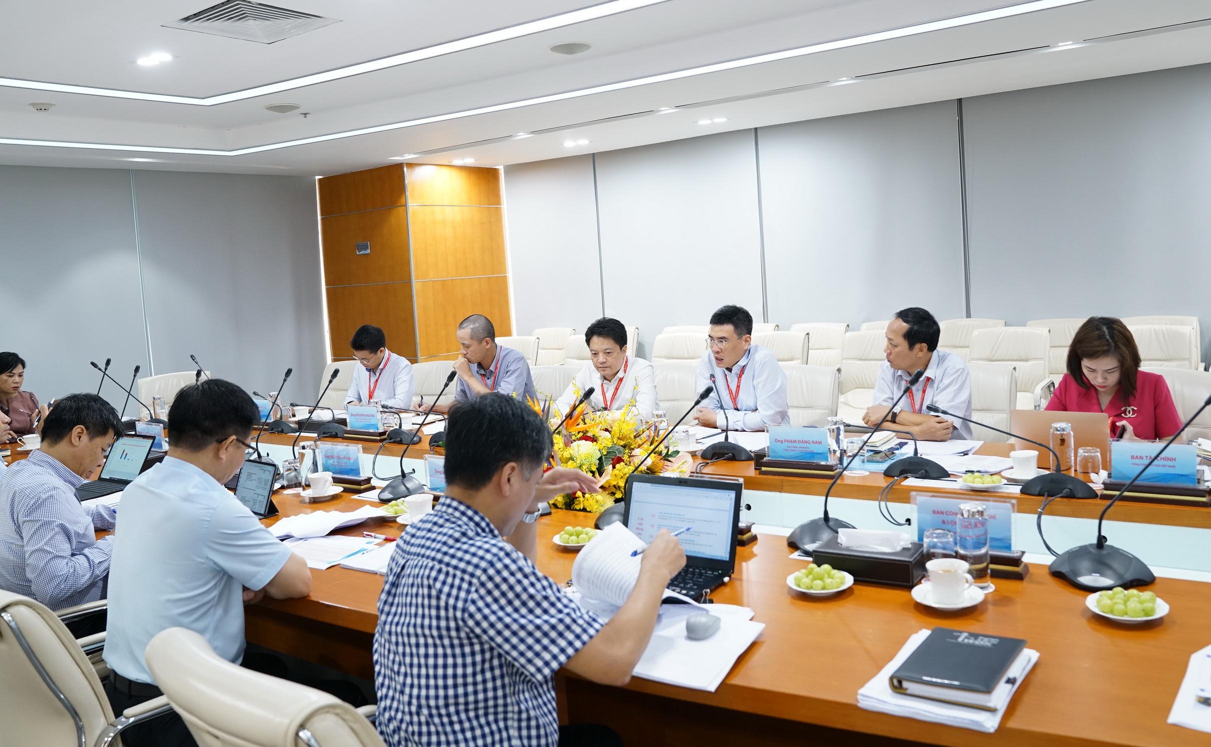 Phát biểu của ông Dương Mạnh Sơn, Tổng giám đốc PV GAS
