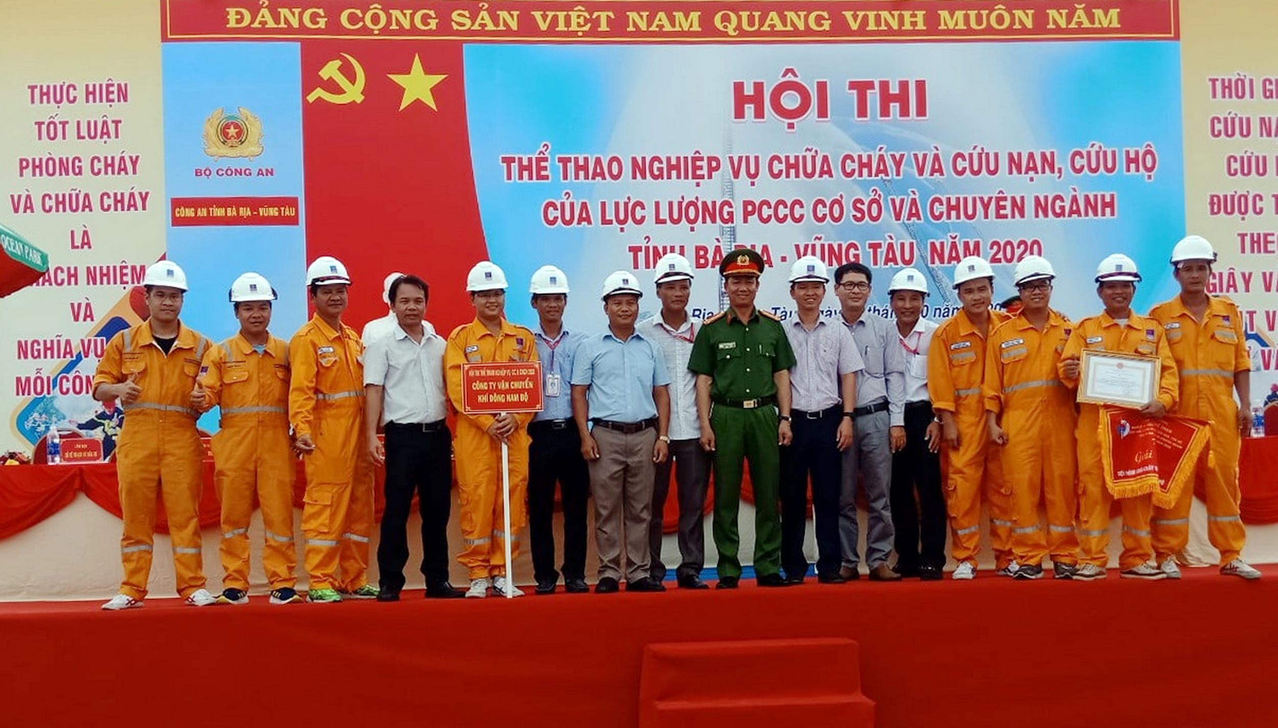 Đội tuyển KĐN giành giải Nhì Hội thao