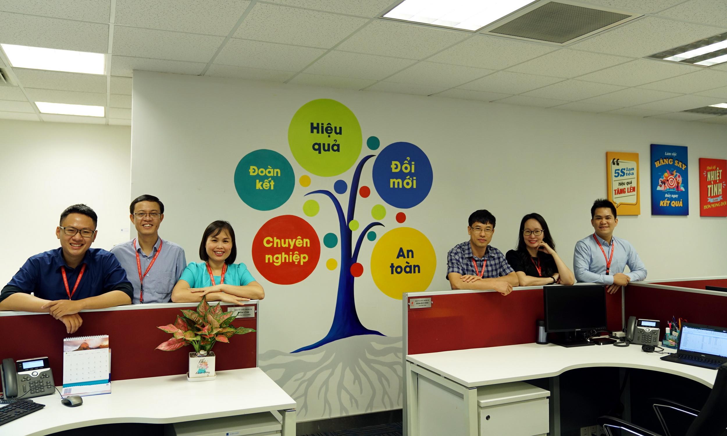 Một góc đổi mới mang tinh thần đoàn kết và tuyên truyền Văn hóa PV GAS