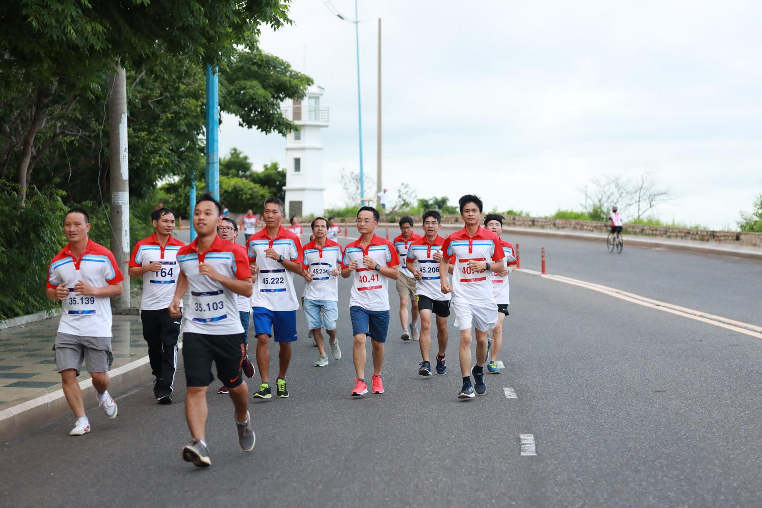 Các giải chạy hàng năm đã được KVT duy trì nhiều năm qua