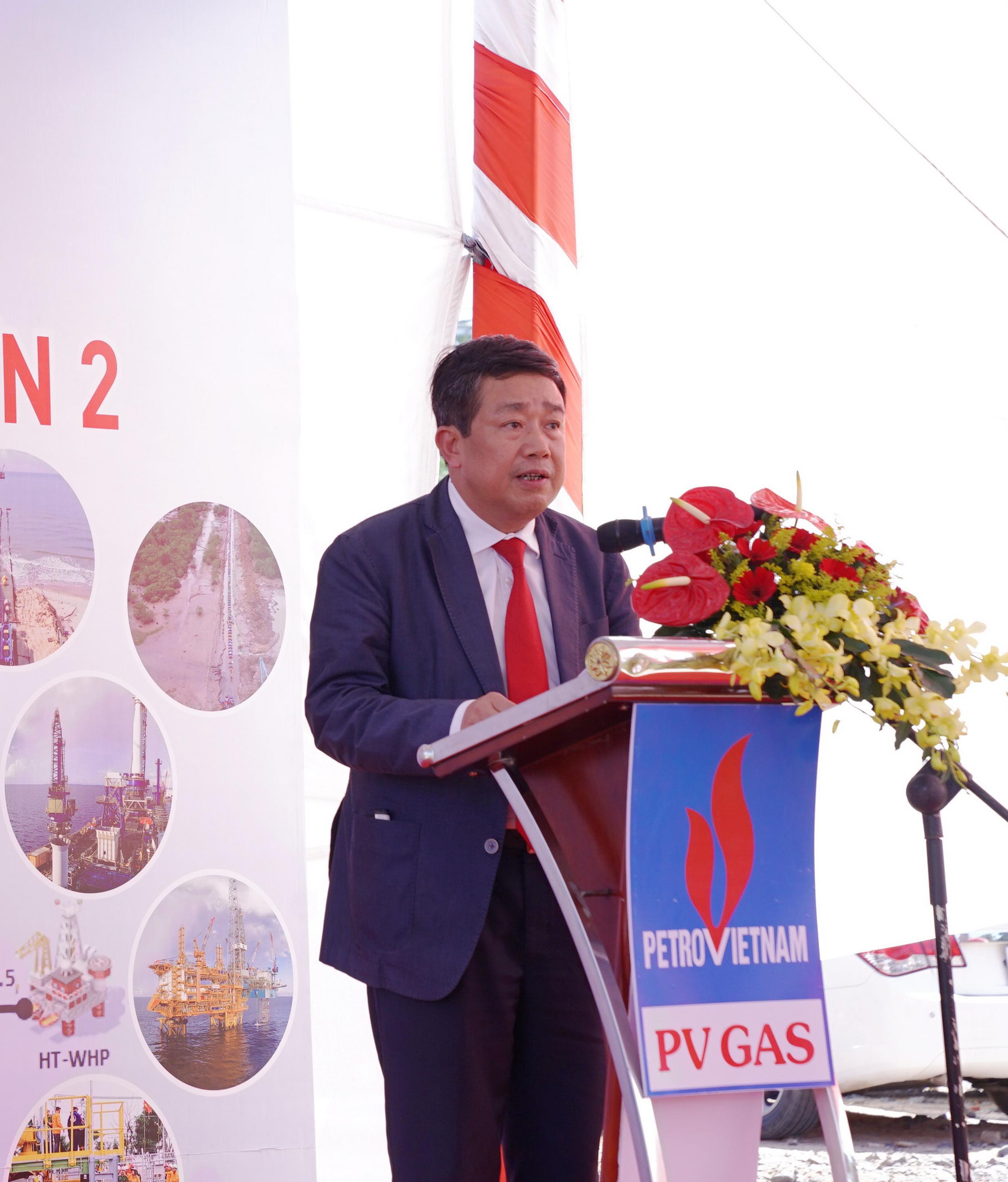 Phát biểu của ông Phạm Xuân Cảnh – Phó Bí thư Thường trực Đảng ủy, Thành viên Hội đồng thành viên PVN