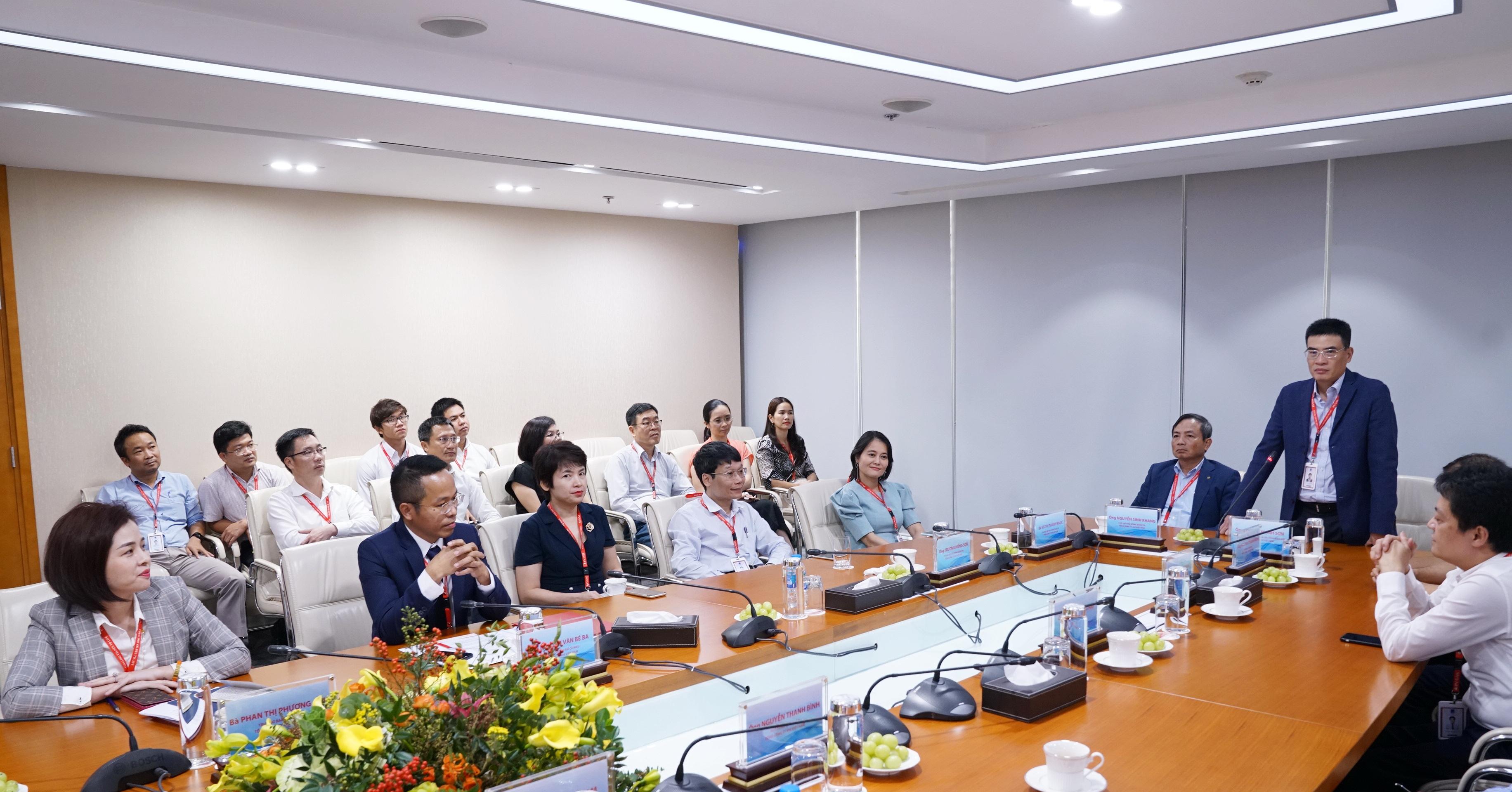 Tổng giám đốc PV GAS phát biểu giao nhiệm vụ