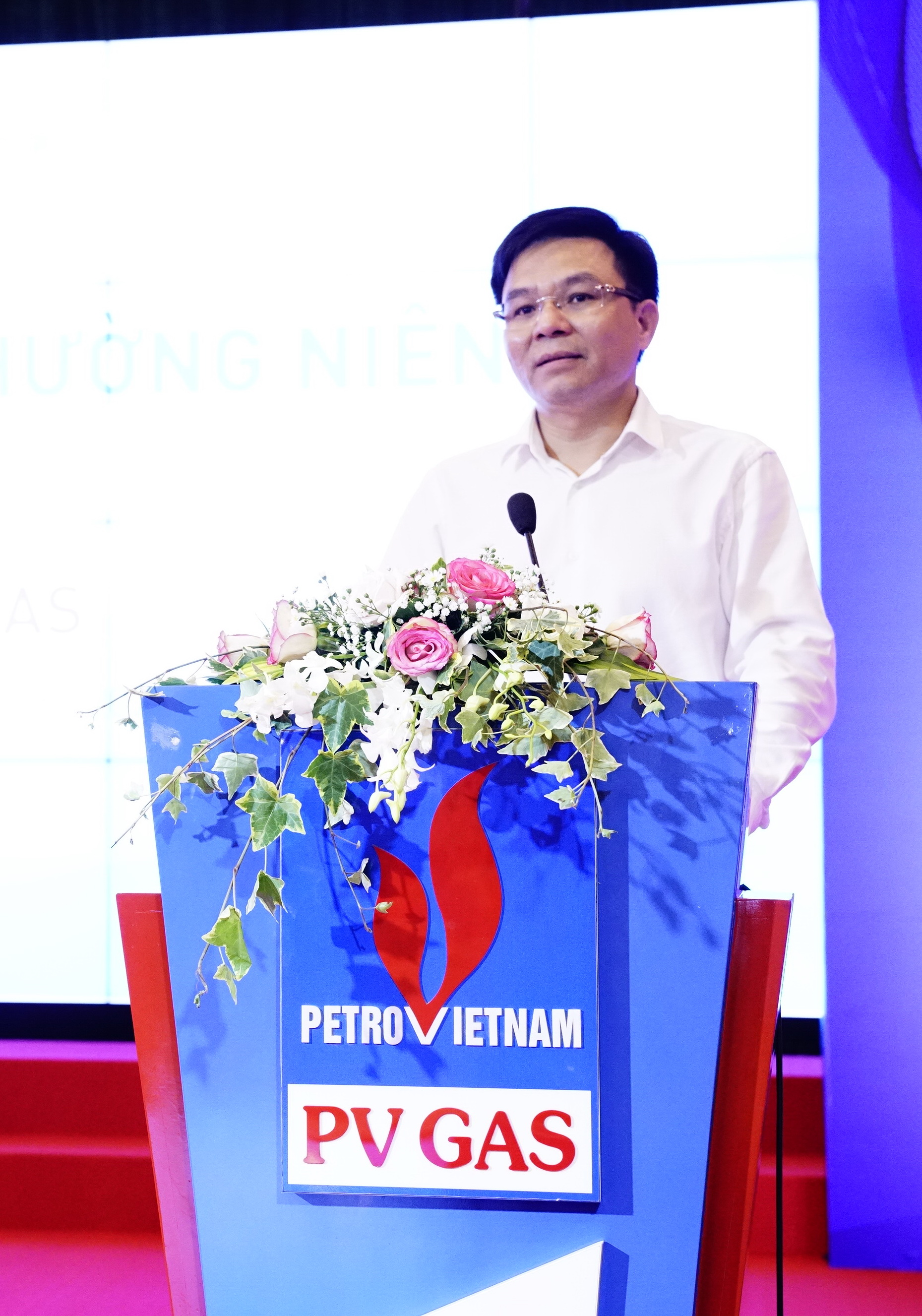 Phát biểu của ông Lê Mạnh Hùng, TGĐ PVN