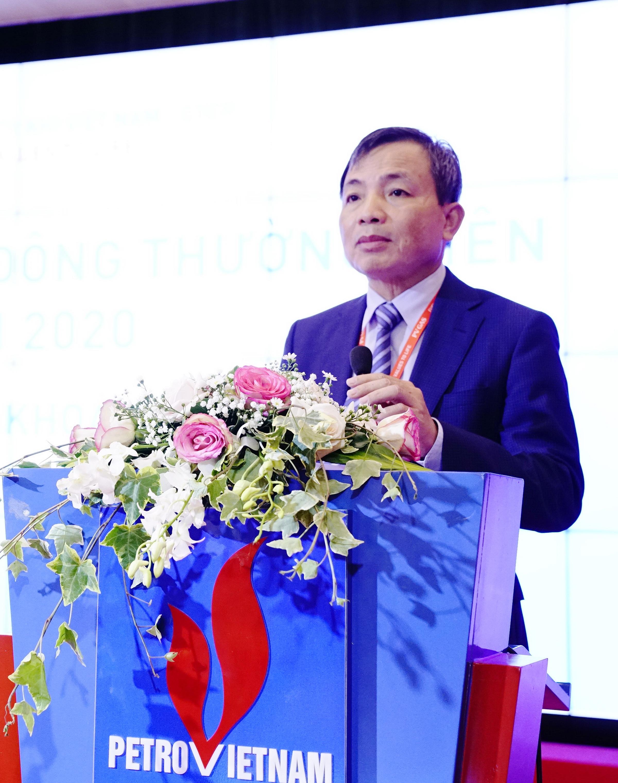 Phát biểu của ông Nguyễn Sinh Khang, Chủ tịch HĐQT PV GAS