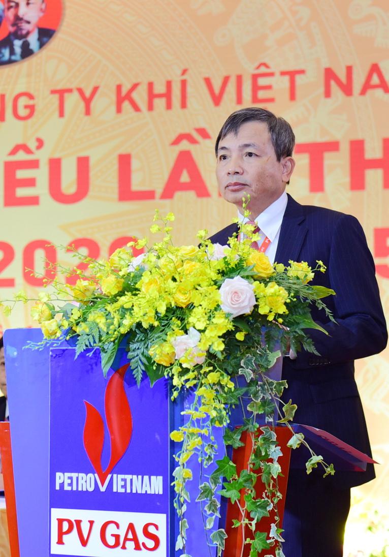 Phát biểu của đồng chí Nguyễn Sinh Khang –Bí thư Đảng ủy