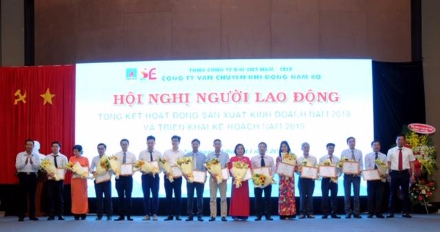 Khen thưởng người lao động KĐN xuất sắc 2018