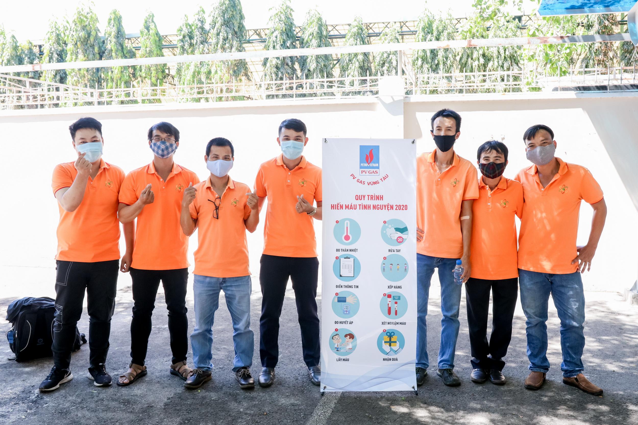 KVT tổ chức chương trình Hiến máu nhân đạo, thực hiện đúng yêu cầu phòng chống dịch bệnh