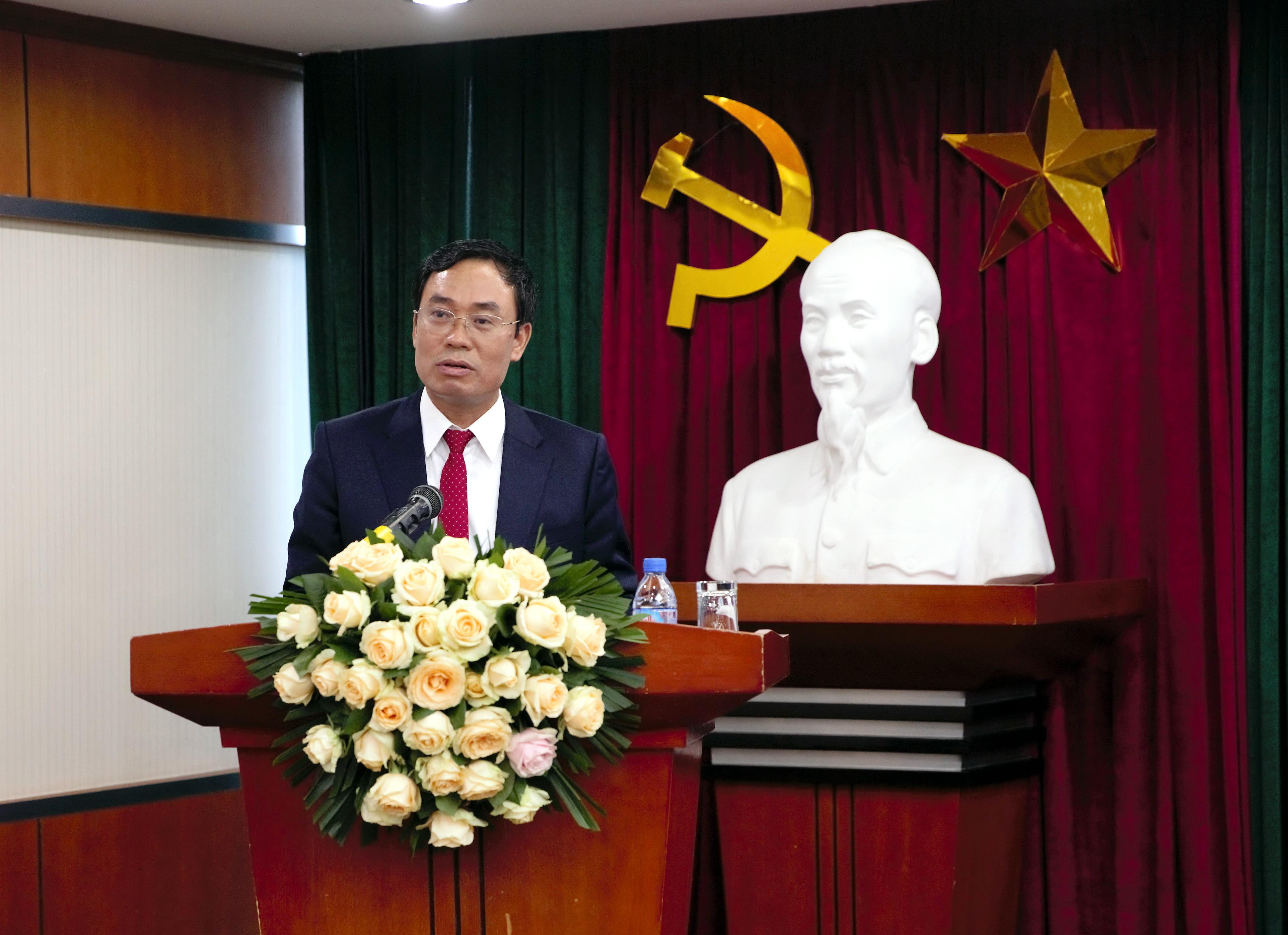 Phát biểu của ông Triệu Quốc Tuấn – Thành viên HĐQT PV GAS