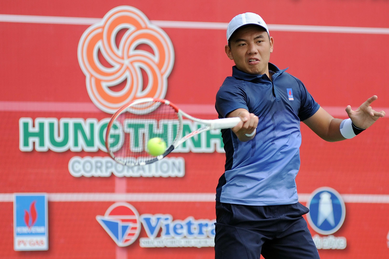 Tài năng tennis Việt Nam Lý Hoàng Nam được PV GAS phối hợp hỗ trợ phát triển