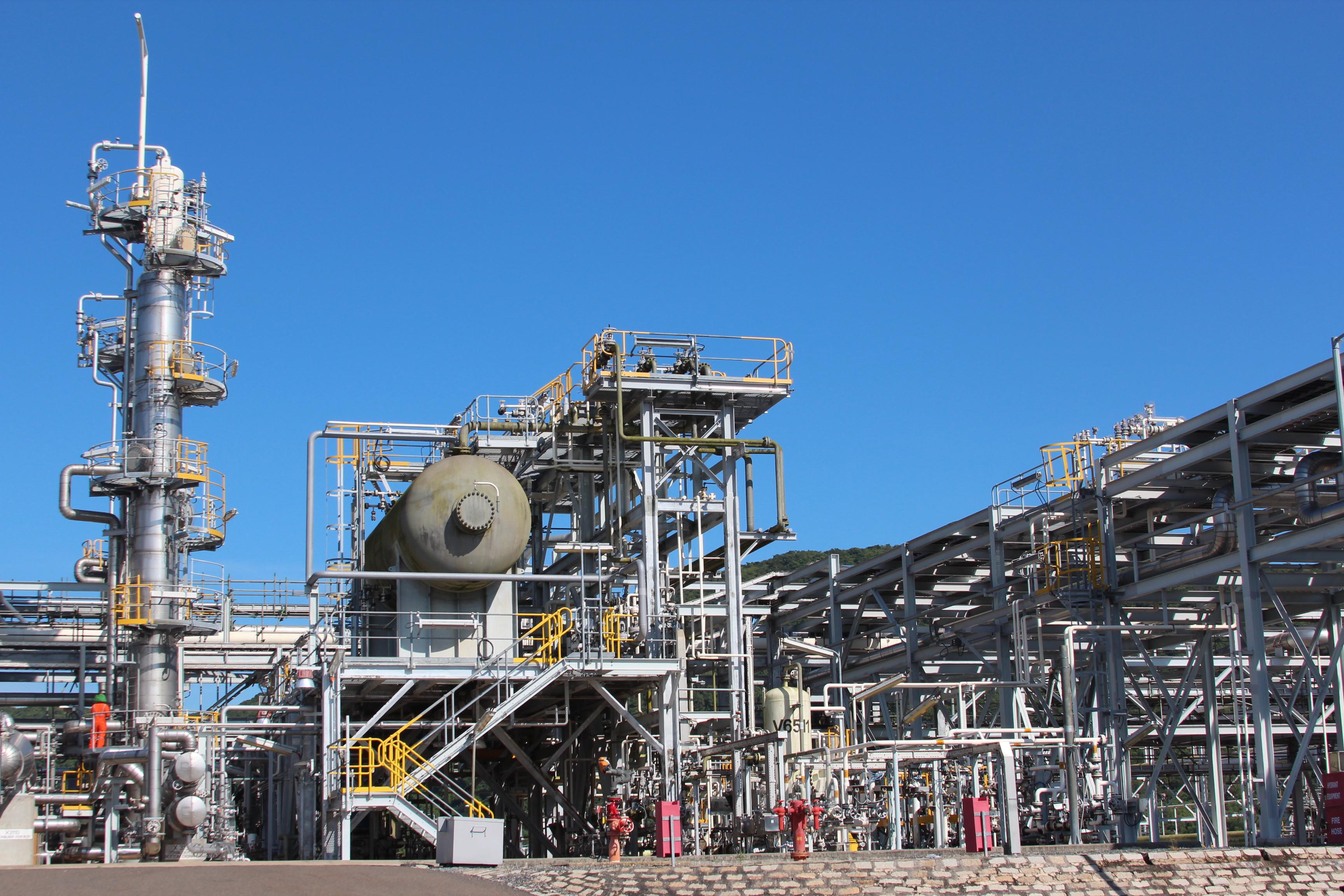 Nhà máy xử lý khí Nam Côn Sơn