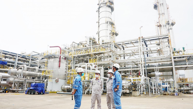 Người lao động dầu khí quán triệt triển khai đồng bộ các biện pháp phòng chống dịch bằng quyết tâm cao nhất.
