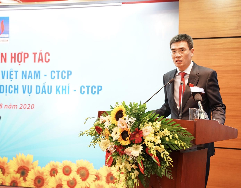 Phát biểu thể hiện quyết tâm hoàn thành nhiệm vụ của Tổng Giám đốc PV GAS