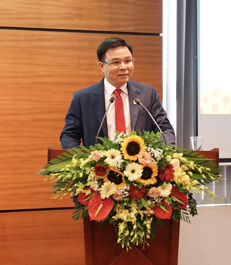 Phát biểu của Tổng Giám đốc PVN Lê Mạnh Hùng