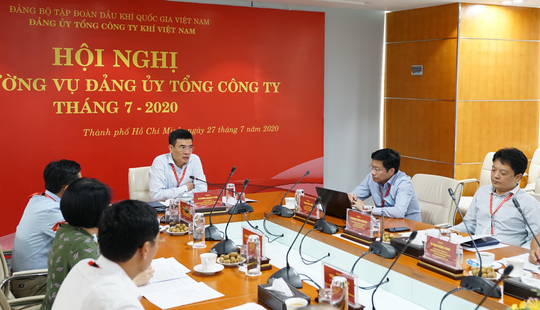 Đồng chí Bí thư Dương Mạnh Sơn phát biểu chỉ đạo Hội nghị