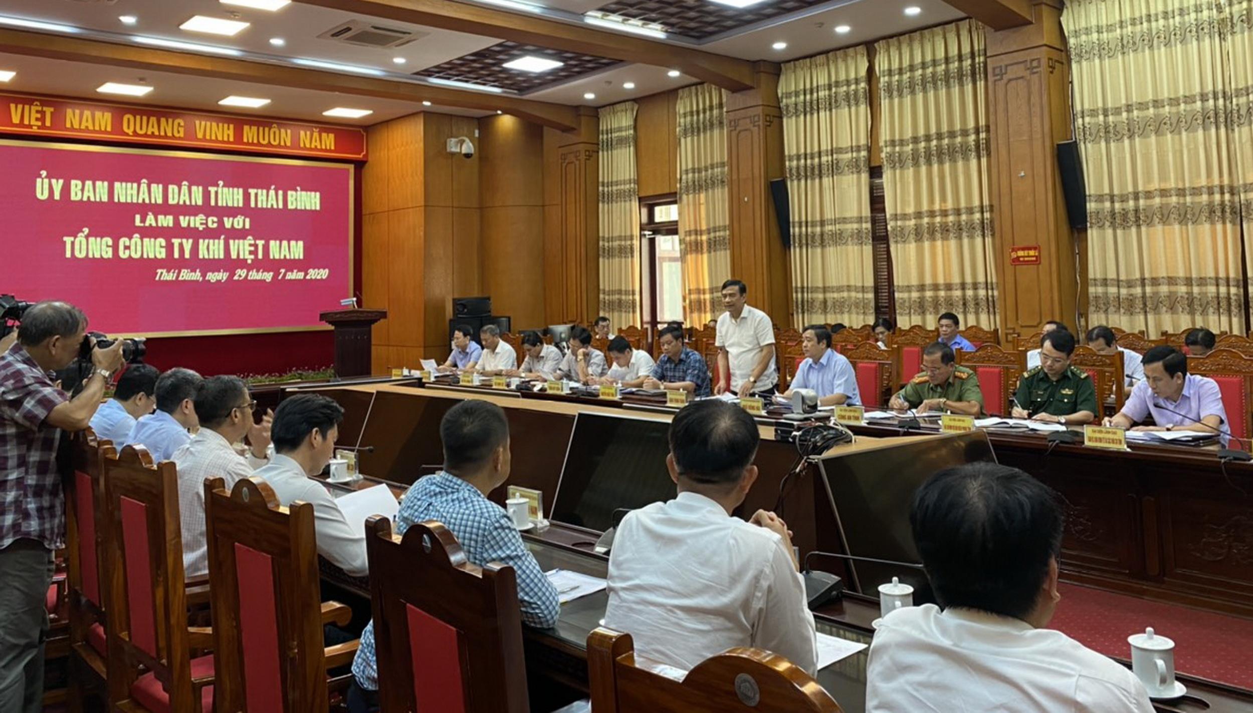 Phát biểu của Chủ tịch UBND tỉnh Thái Bình