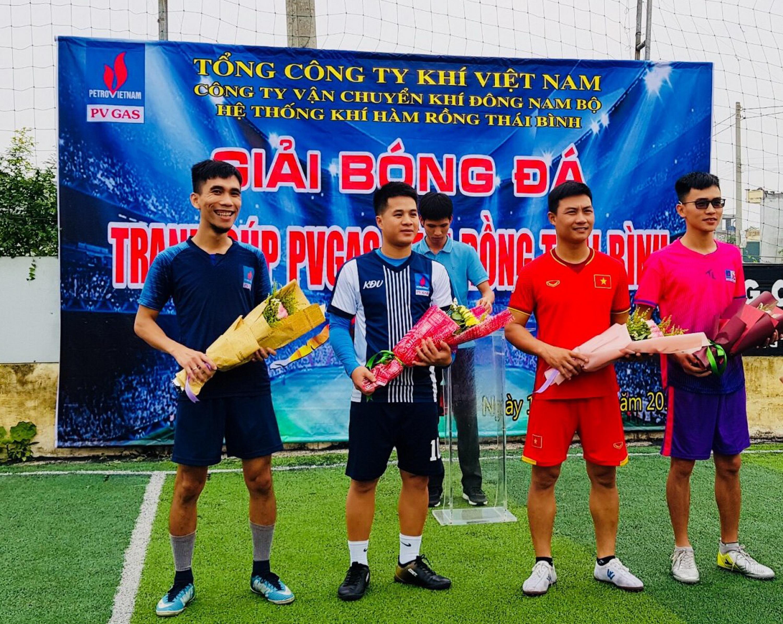 Trao Giải Bóng đá Thái Bình 2019