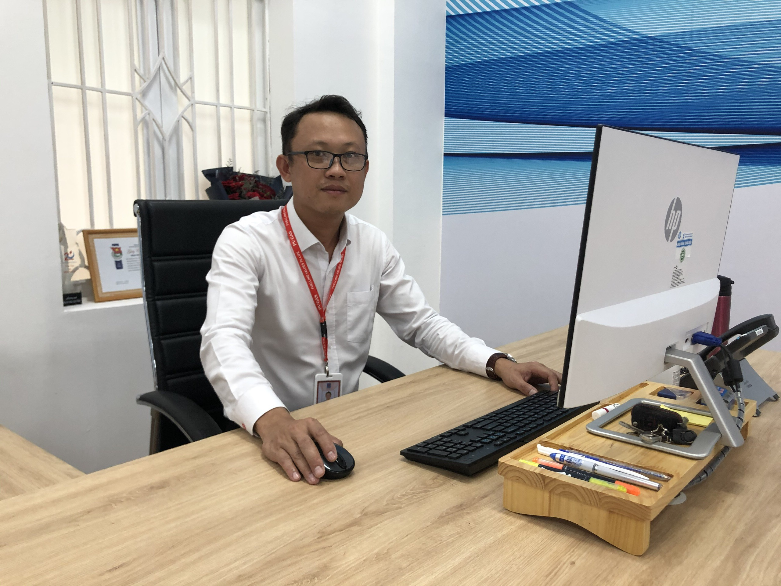 Kỹ sư Đoàn Khánh Duy