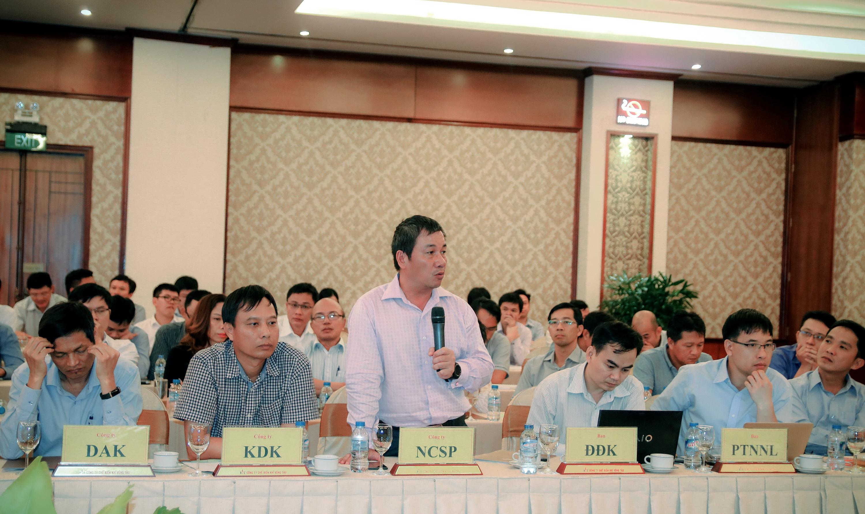 PV GAS thường xuyên tổ chức các cuộc hội thảo chuyên đề nâng cao trình độ