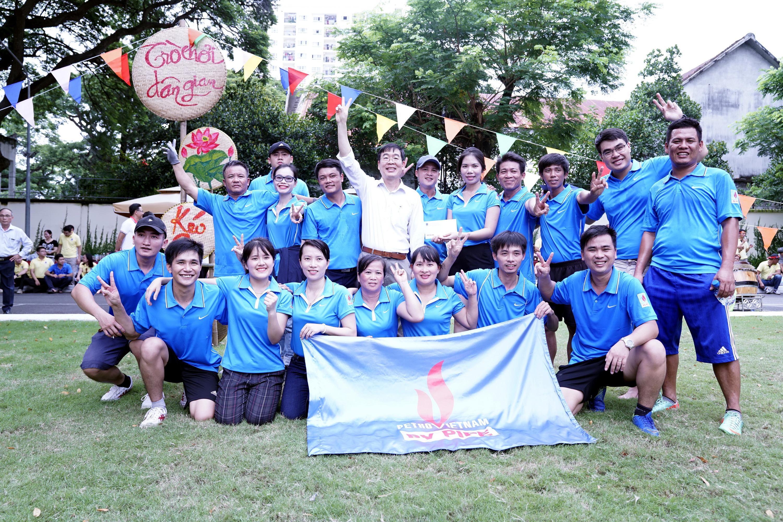 """3 bên Công đoàn – Hội CCB – Đoàn TN PV GAS đã tổ chức thành công nhiều sự kiện nổi bật như """"Ngày hội PV GAS"""""""